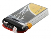Batterie LiPo 4S 6600 mAh 35C (XT60) - Tattu
