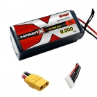 Batterie LiPo 4S 8000mAh 25C - XT60 - ManiaX