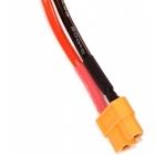 Batterie lipo 4S 900 mAh 60C (XT60) - EPS - Vue connecteur XT90