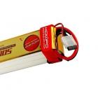 Batterie Lipo 5000mAh 70C 6S Gold Edition - KDLIPO