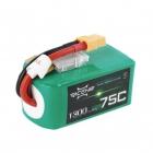 Batterie LiPo 5S 1300 mAh 75C - Acehe