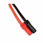 Batterie lipo 6S 10000 mAh 25C (AS150) - EPS - Vue connecteur AS150