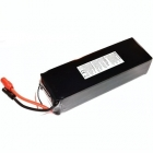 Batterie lipo 6S 10000 mAh 25C (AS150) - EPS - Vue du dessous