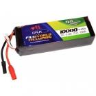Batterie lipo 6S 10000 mAh 25C (AS150) - EPS - Vue du dessus