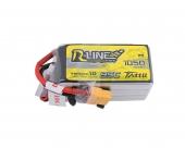 Batterie lipo 6S 1050 mAh 95C R-Line - Tattu