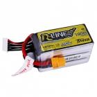 Batterie lipo 6S 1300 mAh 95C R-Line - Tattu