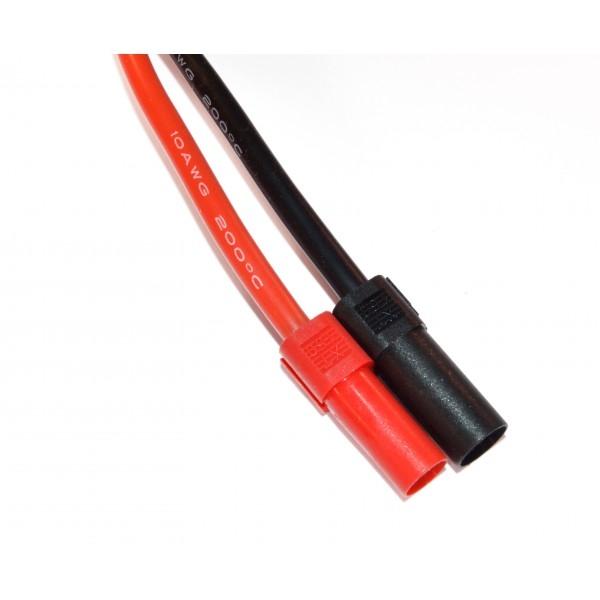 Batterie lipo 6S 14000 mAh 25C (AS150) - EPS - Vue connecteur AS150