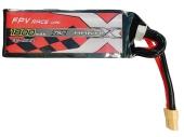 Batterie LiPo 6S 1800mAh 75C - XT60 - ManiaX