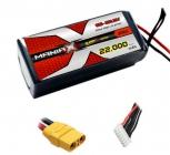 Batterie LiPo 6S 22000mAh 25C - XT60 - ManiaX
