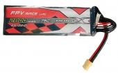 Batterie LiPo 6S 2800mAh 75C - XT60 - ManiaX