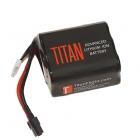Batterie Lipo 6S 3500 mAh 2C (XT60) - Titan