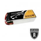 Batterie lipo 6S 8000 mAh 25C - Reconditionné