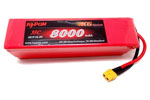 Batterie Lipo 6S 8000 mAh 35C (XT60) - KyPOM