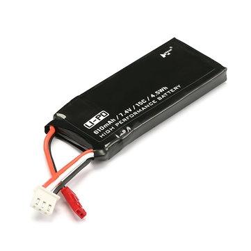 Batterie Lipo 7.4V 610 mAh pour Hubsan H502S