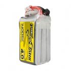 Batterie LiPo R-Line V4 6S 1400mAh XT60 - Tattu