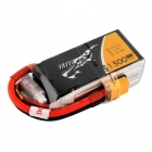 Batterie lipo Tattu de hautes performances pour drones de course (FPV Racing).