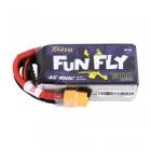 Batterie Lipo Tattu Funfly 4s 1300mAh 100C