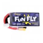 Batterie Lipo Tattu Funfly 4s 1550mAh 100C