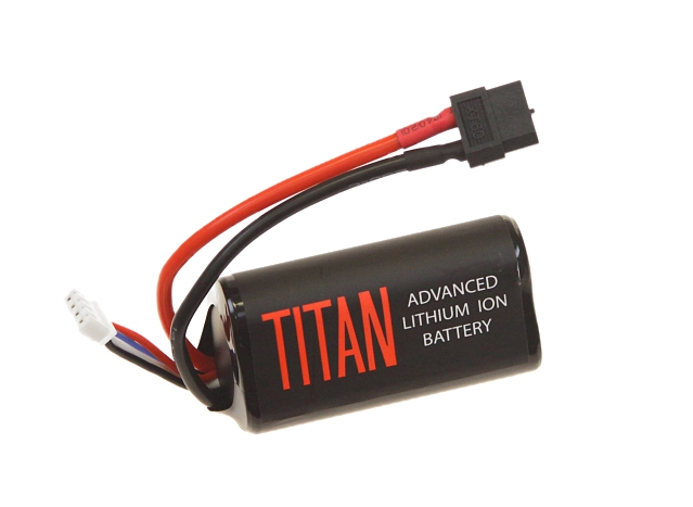 Batterie Lithium Ion 3S 3500 mAh 2C (XT60) - Titan