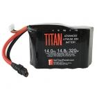Batterie Lithium Ion 4S 14000 mAh (XT60) - Titan