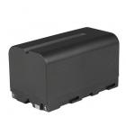 Batterie Lithium Manganèse 4400mAh Type NPF750