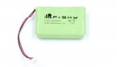 Batterie NIMH 2000mAh pour Taranis QX7