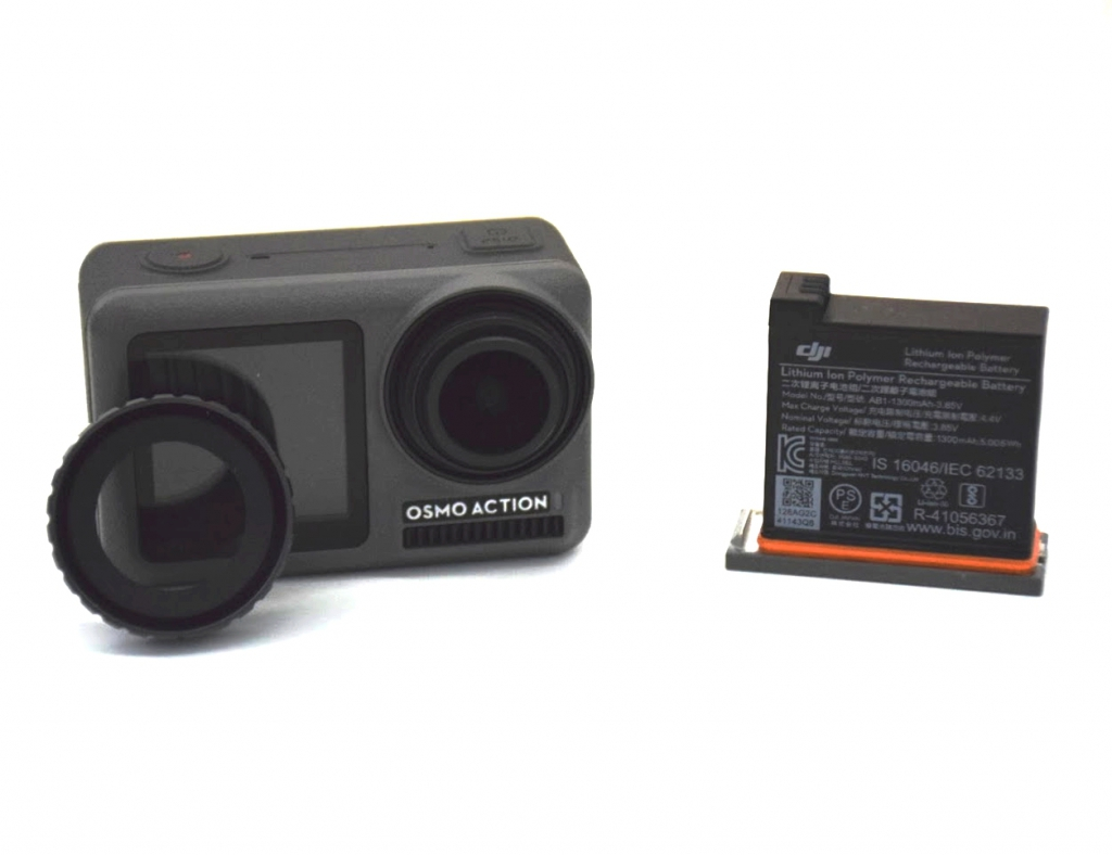 Batterie pour DJI Osmo Action