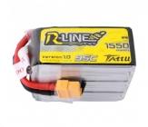 Batterie Tattu R-Line 6S 1550 mAh 95C