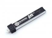 Batterie Team BlackSheep Graphène 1S 260mAh HV