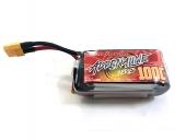 Batterie Thunder Power 4S 1300MAH 100C XT60 pour le fpv racing