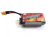 Batterie Thunder Power 4S 1300MAH 100C XT60 pour le fpv racing