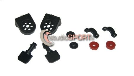 Bi-pod Carbon Tube Bracket de remplacement pour multi-rotor S800 DJI - photo 1
