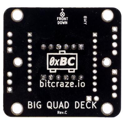 BigQuad deck pour Crazyflie 2.0 - Bitcraze
