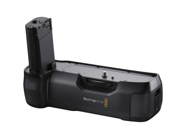 "Blackmagic Design \""Battery grip\"" pour Pocket Cinema Camera 4K"