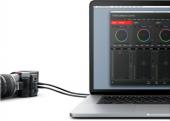 Camera Blackmagic Micro Studio 4K contrôlable à distance