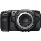 Blackmagic Pocket Cinema Camera 6K vue de face