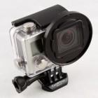 BlurFix3+ 55mm Adaptateur filtre pour Hero3+ et 4