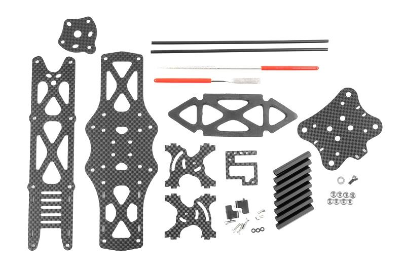 "Body Kit pour Alien 5\"" - ImpulseRC"