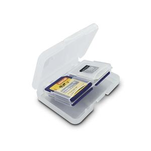 Boite de transport pour carte SD - Integral -avec carte microSD