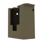 Boitier de sécurité pour Bushnell Trophy Cam HD Wireless GSM/GPRS vue de profil