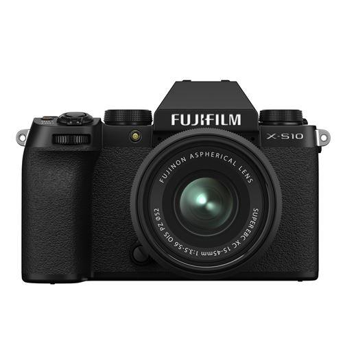 Boîtier X-S10 + XC15-45mm - Fujifilm
