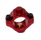 boom clamp metal vortex rouge