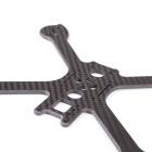 Bottom plate de remplacement pour iFlight iX5 carbone