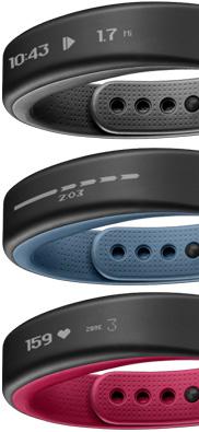 Les bracelets connectés vous aideront à prendre soin de votre santé en calculant le nombre de pas quotidien et le nombre de calories brulées.