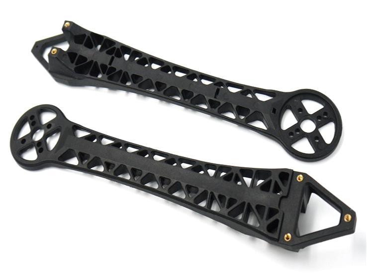 Bras de remplacement pour S500 et S550 noir