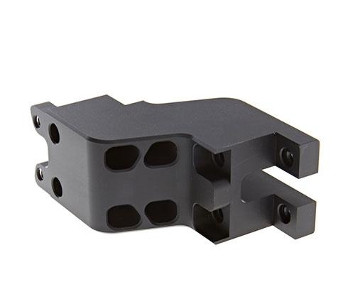 Support central de l\'extension 50 mm DJI Ronin vu de face