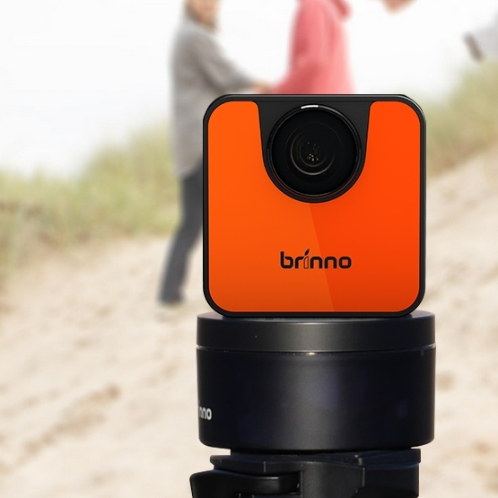 Caméra Brinno TLC120 sur PanLapse ART200