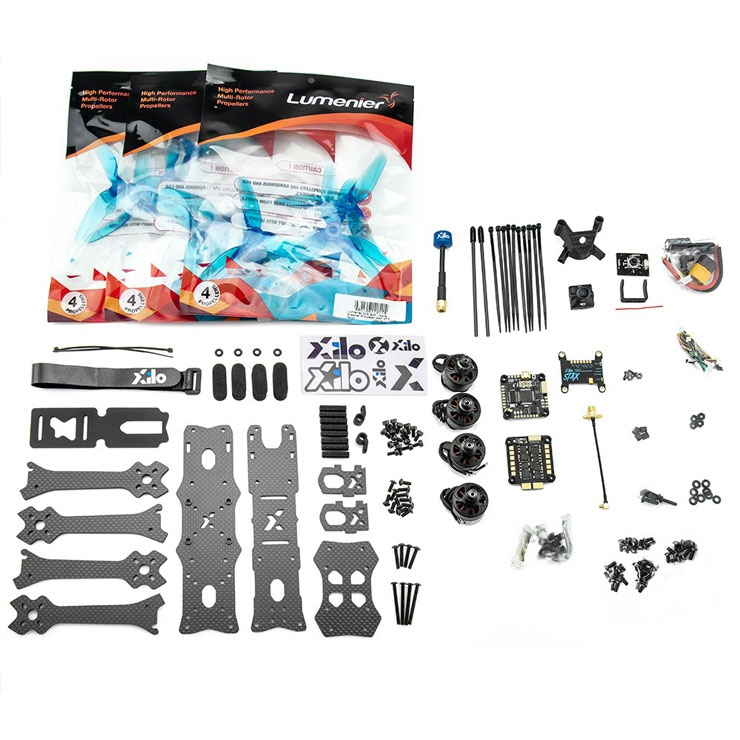 "Bundle drone freestyle XILO 5"" (Joshua Bardwell Edition) ARF"