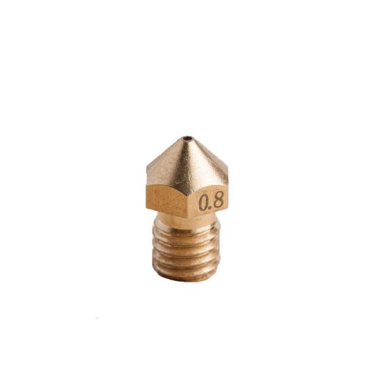 Buse laiton Ultimaker 0.25, 0.40 et 0.80 mm