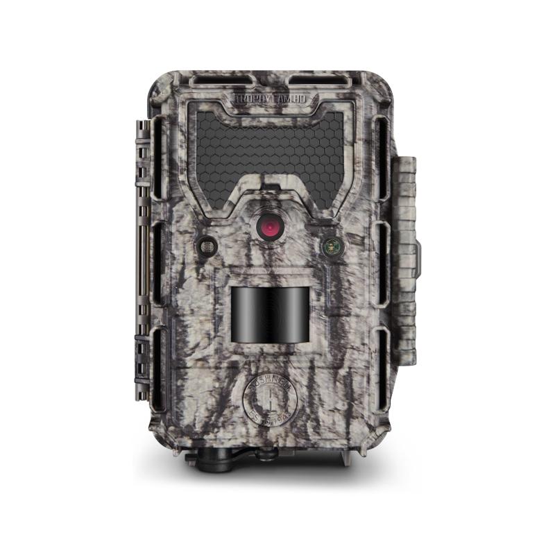 Le Bushnell Trophy Cam Aggressor HD bénéficie d'un détecteur de mouvements ultra-rapide